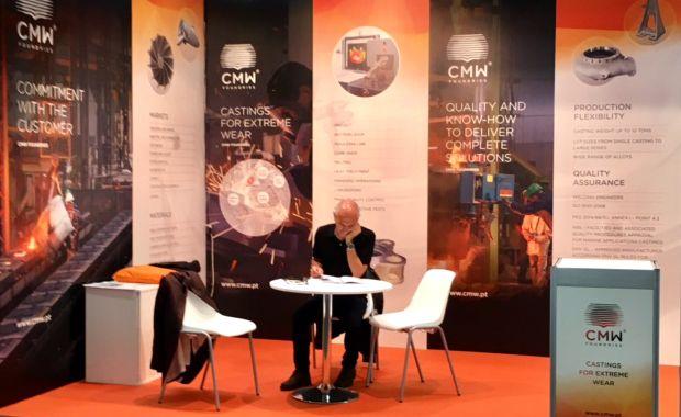 CMW Foundries na Subcontratación 2017 em Bilbau