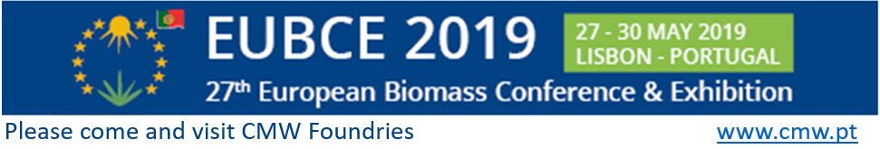EUCBE 2019 – 27th European Biomass Conference & Exhibition