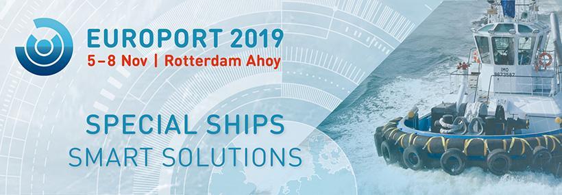 Europort 2019, 5 - 8 November 2019