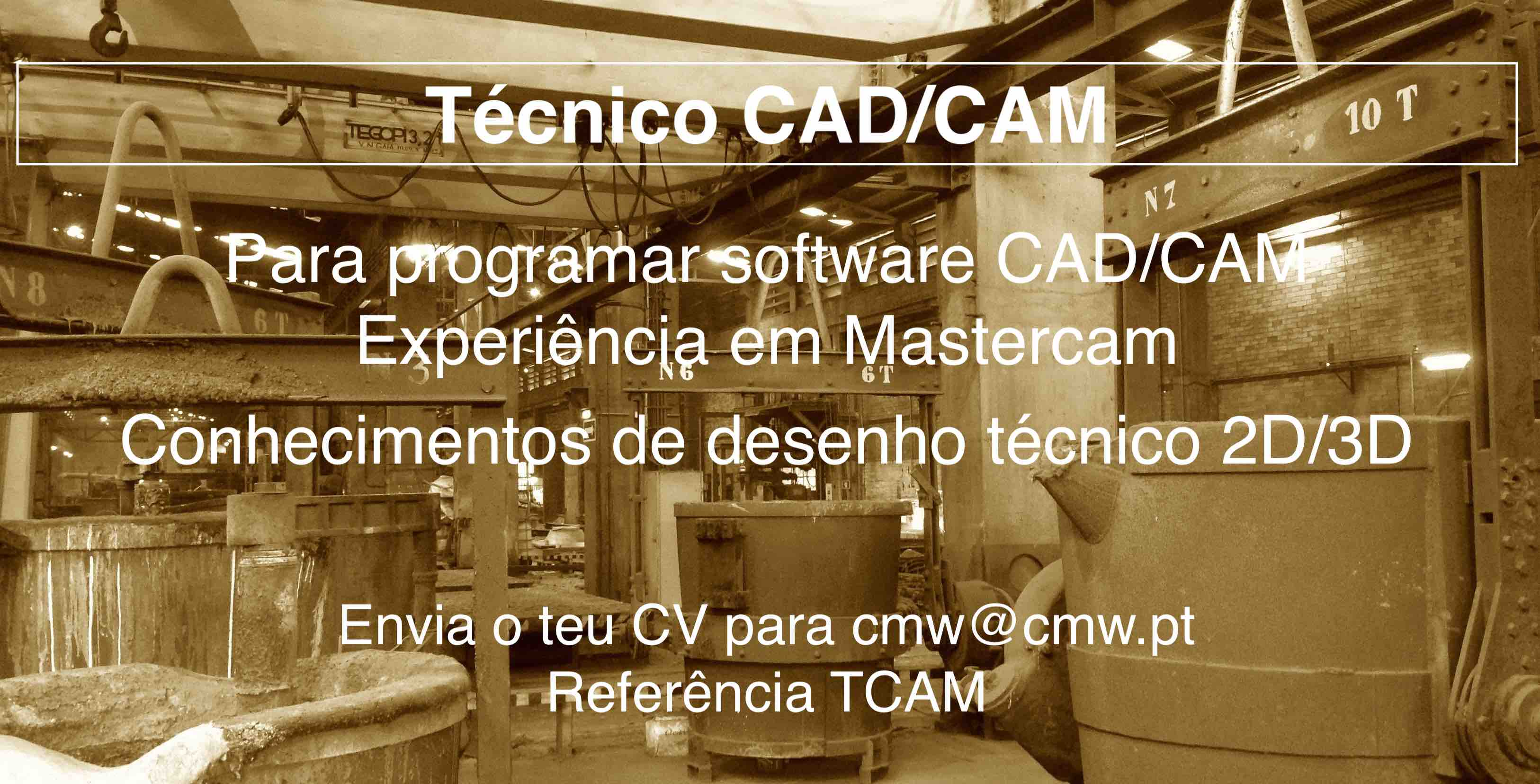 Job Offer CAD/CAM